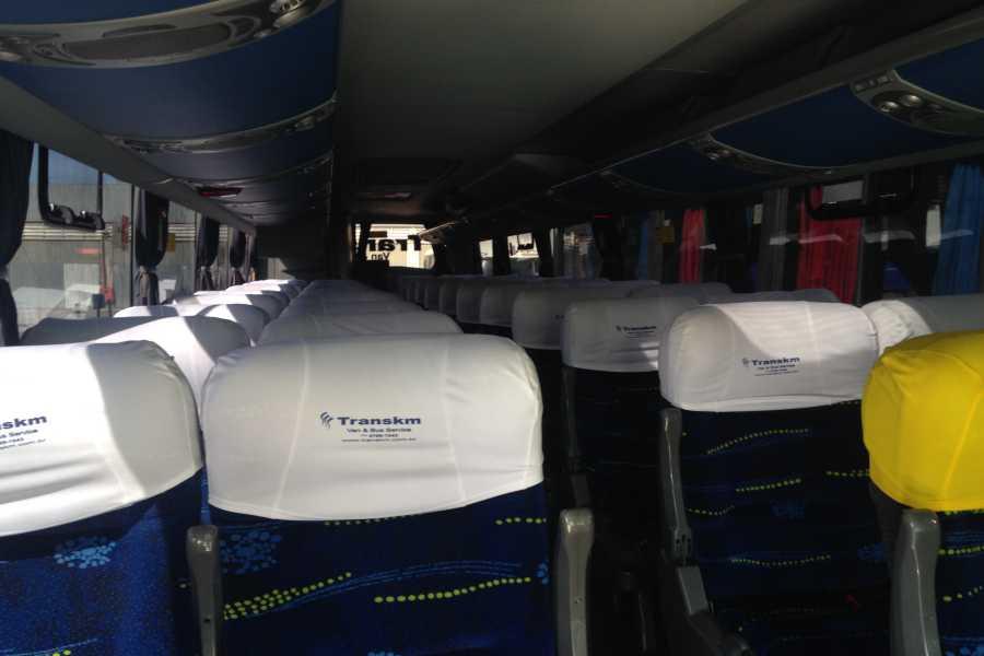 Fretamento de Ônibus Grande SP