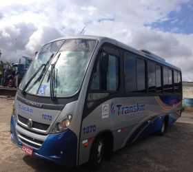 Aluguel de Micro Ônibus