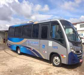 Aluguel de Micro ônibus em SP