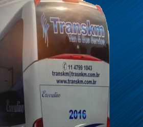 Aluguel de ônibus SP