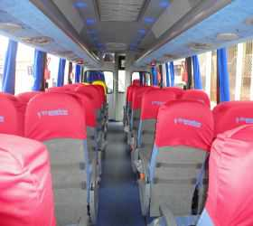 Fretamento de ônibus Mogi Das Cruzes